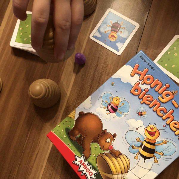 Honigbienchen von Amigo - Brettspiel für Kinder