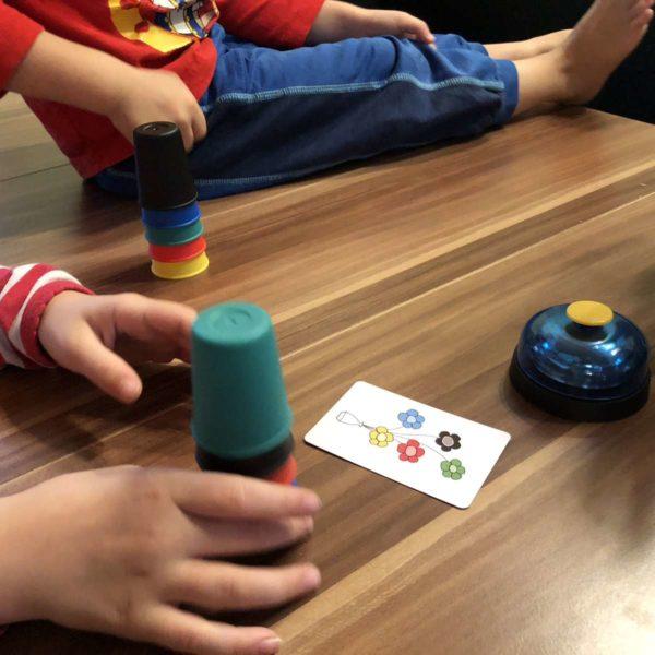 Amigo Speed Cups 6 - Brettspiel für Kinder