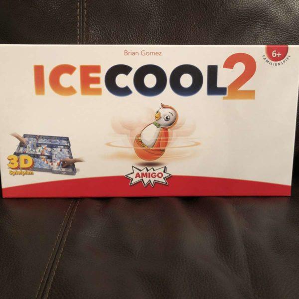 Amigo ICECOOL2 Gewinnspiel