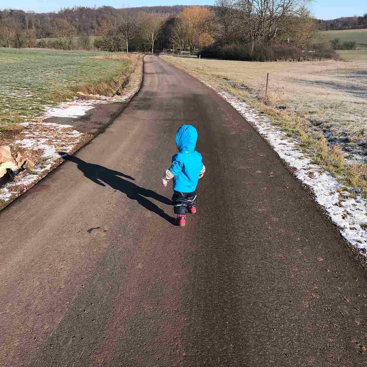 Wochenende in Bildern #WiB 03 2019 – Allein mit einem Kind