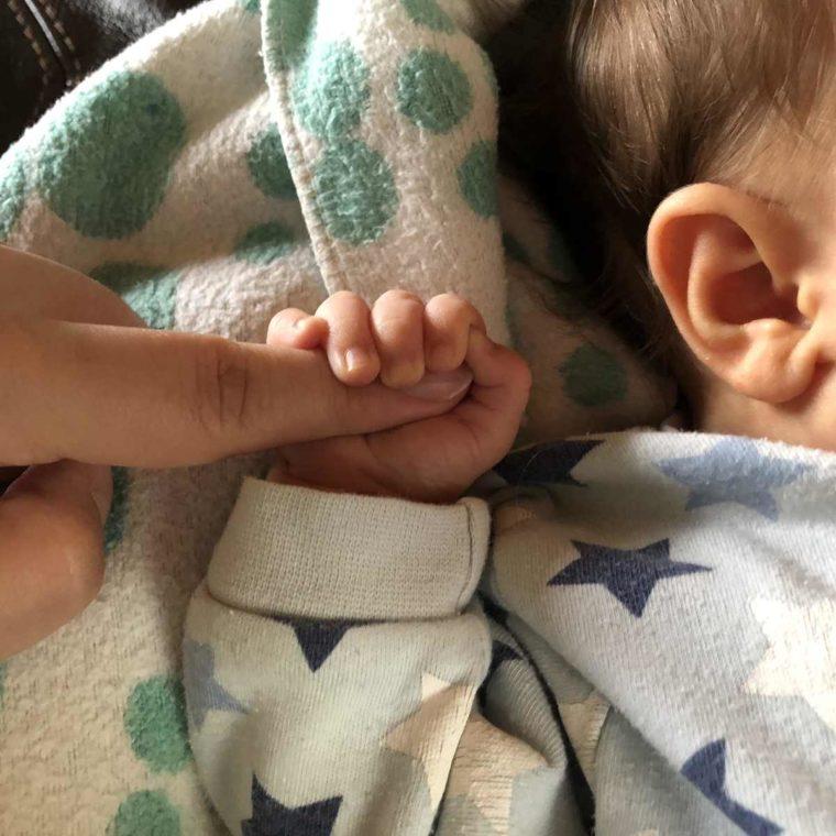 12 von 12 – 07 2019 – Alltag mit Baby