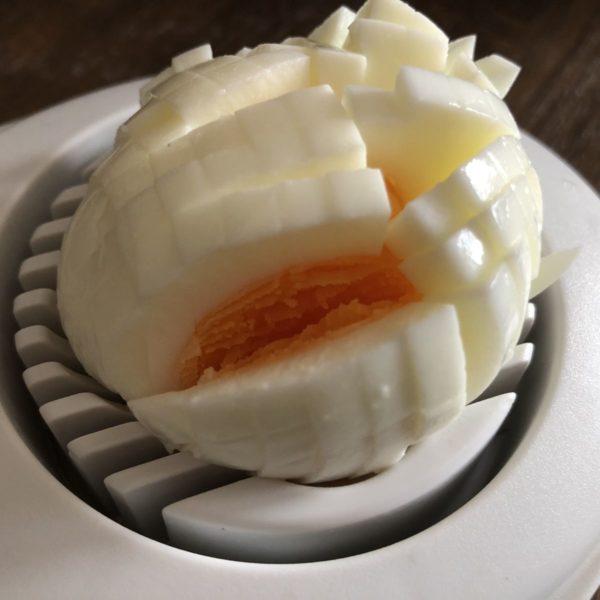 Rezept für Nudelsoße mit Eiern