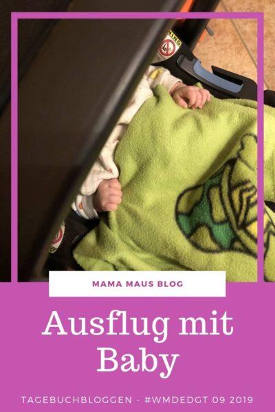 Tagebuchbloggen im September 2019. Ausflug mit Baby, Neukindergartenkind, Spielplatzrunde und Hausaufgabendrama. #Großfamilie #Familienleben #AlltagmitKindern