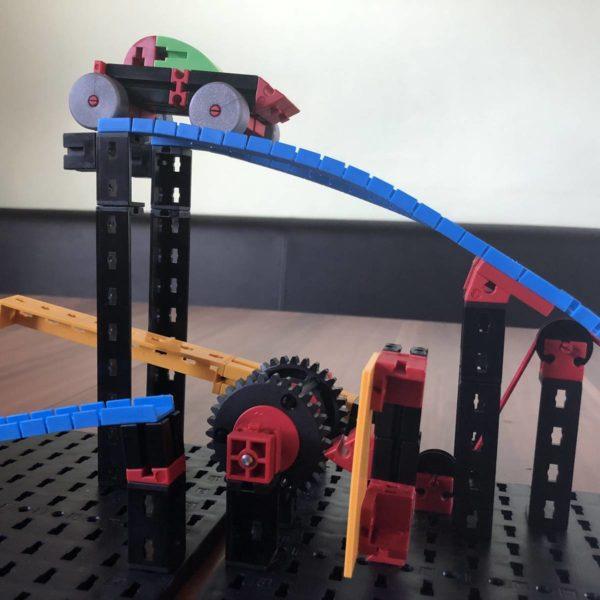 fischertechnik ADVANCED Funny Machines Kreativität fördern