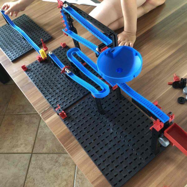 fischertechnik ADVANCED Funny Machines eigene Konstruktionen bauen