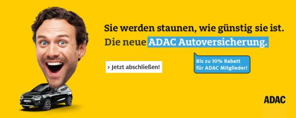 ADAC Autoversicherung günstigen Beitrag berechnen