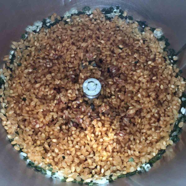 Rezept für Tomatenrisotto mit Feta - Reis anschwitzen
