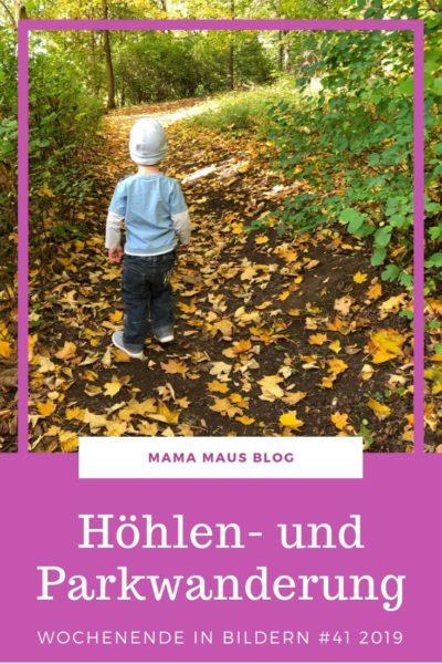 Unser Wochenende in Bildern. Der goldene Herbst mit einem Besuch untertage, einem Spaziergang im Schlosspark und Eis für alle. #Großfamilie #LebenmitKindern #AusflugmitKindern