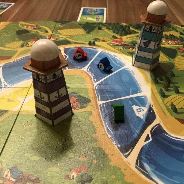 Amigo Lighthouse Run mit Kindern spielen
